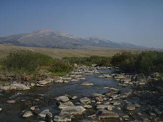 Ruby River - Upper Ruby River