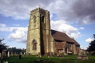 Upton Magna - Image: Upton Magna Church