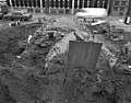 Utgraving av hvelvkjeller i Kjøpmannsgata 28 (1990) (11465599544).jpg