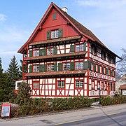 Uttwil Gasthaus Frohsinn.JPG