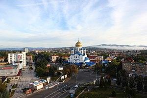 Uzhhorod Orthodox Cathedral
