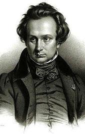 Victor Hugo da giovane