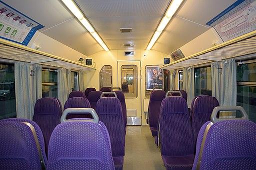 VR Sm2 interior
