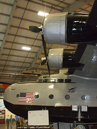 Sikorsky VS-44 - Excambian