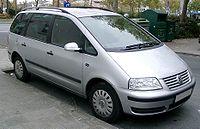 Volkswagen Sharan thumbnail