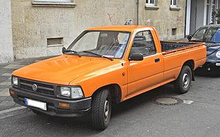 Volkswagen Taro Motor vehicle
