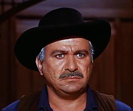 Screenshot van Val Avery in Bonanza, 1960