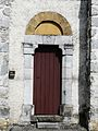 Valcabrère chapelle porte.JPG