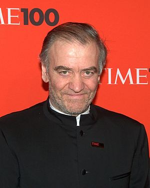Valery Gergiev - Gergiev at the 2010 ''Time'' 100 Gala