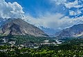 Valley of Hunza From Baltit Fort.jpg