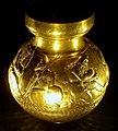 Vas d'or amb representació d'escites, kurgan de Kul-Oba, segona meitat del segle IV aC.JPG