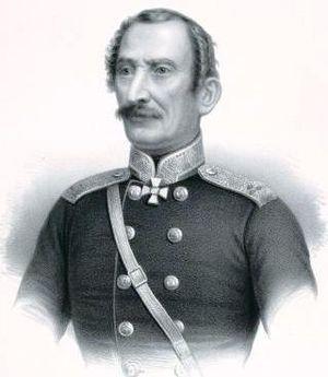 Armenians in Georgia - Vasilii Osipovich Bebutov