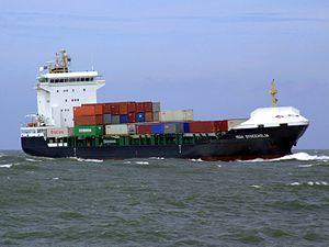 Vega Stockholm approaching Port of Rotterdam 14-Jul-2007.jpg