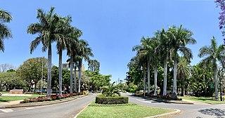 New Farm, Queensland Suburb of Brisbane, Queensland, Australia