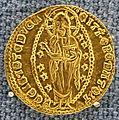 Venezia, ducato di marco corner, 1365-68.JPG