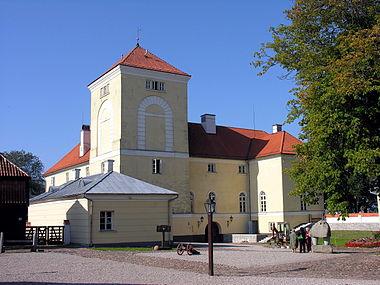 Ventspilis. Livonijos ordino pilis, 1290 m. 2006-09-22