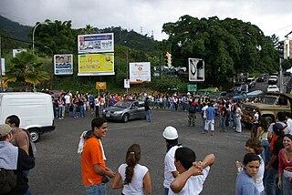 2007 Venezuelan protests