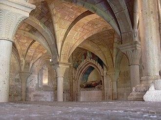 Pedro de Atarés - Veruela Abbey