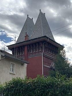 Pavillon de la Russie