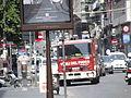 Via Roma (Via Toledo), Naples - Fire engine - Vigili del Fuoco (7617080194).jpg