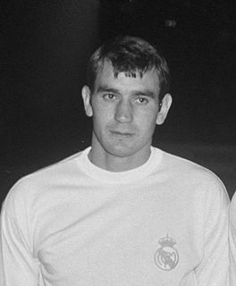 Vicente Miera Spanish football player/manager