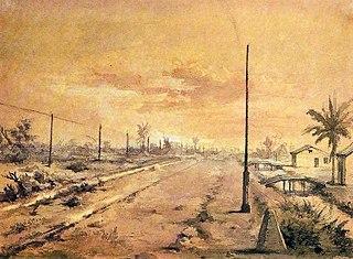 Estrada para os Guararapes