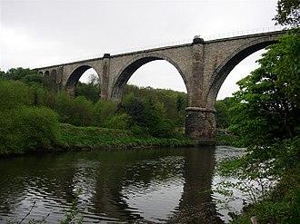 Victoria Viaduct - Victoria Viaduct in 2006