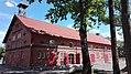 Vienas iš Hugo Šojaus dvaro pastatų 2017.jpg