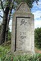 Viertelmeilenstein in der Harte (Fuerstenwalde) Rueckseite.jpg