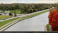 View from Liftlocks. Trent-Severn Waterway - Lock 21, Peterborough (502491) (16471236490).jpg