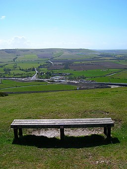 View from Mount Caburn - geograph.org.uk - 762074