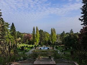 Varese - Image: Villa Toeplitz