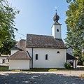 Villach Seebach Sankt Magdalen Filialkirche hl. Magdalena N-Ansicht 06092018 4549.jpg