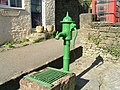 Village Pump, North Stalbridge - geograph.org.uk - 371389.jpg