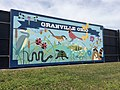 Village mural at Granville High School, Granville, Ohio.jpg
