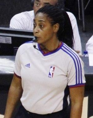 Violet Palmer - Palmer in 2009