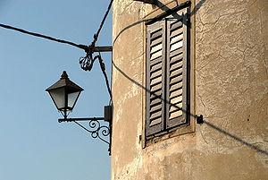 Baumkircher Tower - Lantern, Tabor Castle