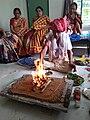 Vishnu Yajna At Home With Devotees - Howrah 20170708135904.jpg