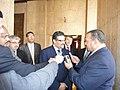 Visite de Travail au Caire de M. Rafik Abdessalem, Ministre des Affaires Etrangères. (6806019811).jpg