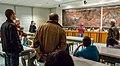 Visite du musée de géologie de l'Université de Rennes 1, Nuit européenne des musées, 2014.jpg
