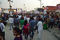 Visitors - 38th International Kolkata Book Fair - Milan Mela Complex - Kolkata 2014-02-09 8762.JPG