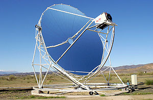 Plataforma Solar de Almería - Eurodish