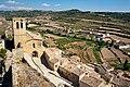 Vista de l'esglèsia de Santa Maria a Guimerà.jpg