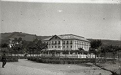 Vista del Gran Hotel Amaya en la localidad de Zumaia (1 de 1) - Fondo Car-Kutxa Fototeka.jpg