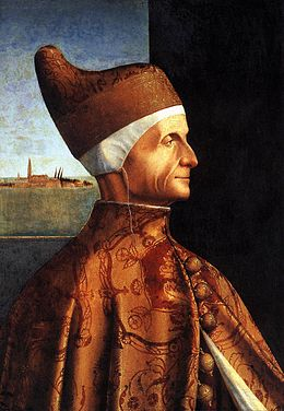 Vittore Carpaccio - Portrait of the Doge Leonardo Loredan - WGA04337.jpg