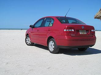 Volkswagen Polo Mk4 - Volkswagen Polo 9N Sedan