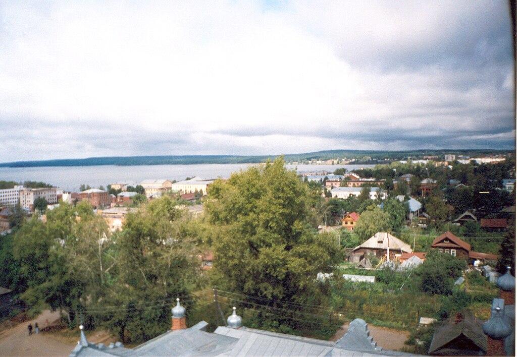 Votkinsk – Veduta