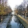 Vue du canal Saint-Martin (Paris XIXe arrondissement).jpg