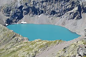 Image illustrative de l'article Lac de l'Eychauda
