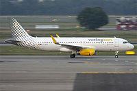 EC-MFK - A320 - Vueling